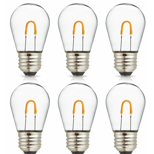 1W E26 LED Edison Light Bulb by Newhouse Lighting