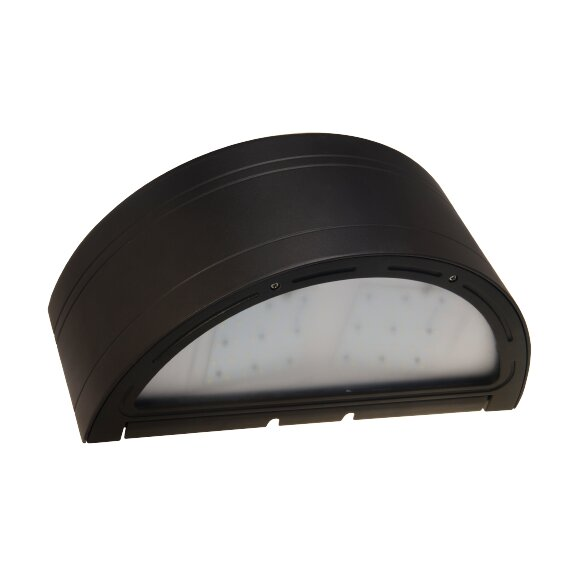 Tarpon 45-Watt LED Outdoor Security Wall Pack by Lumight