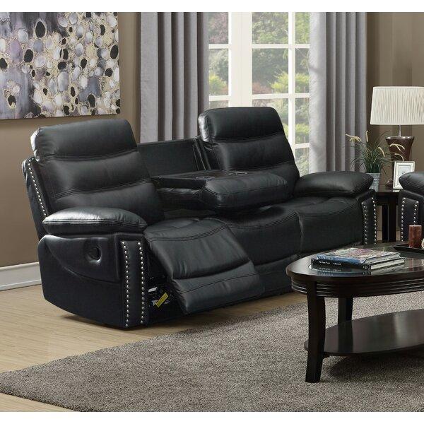 Courtland Reclining Sofa By Winston Porter