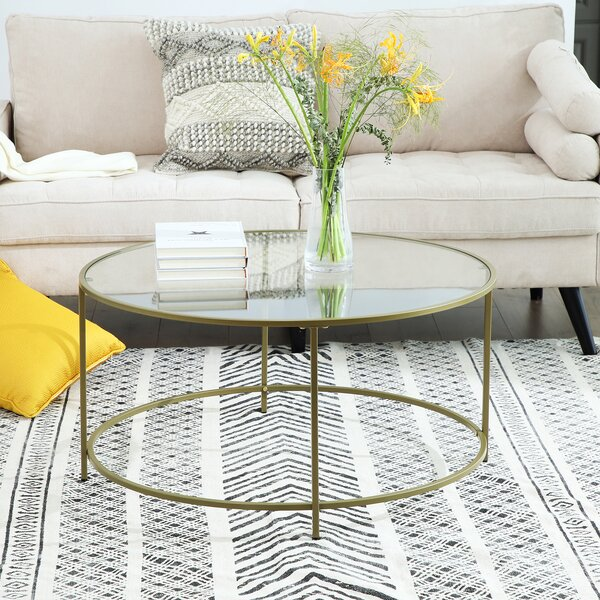 Ewalt Coffee Table By Mercer41