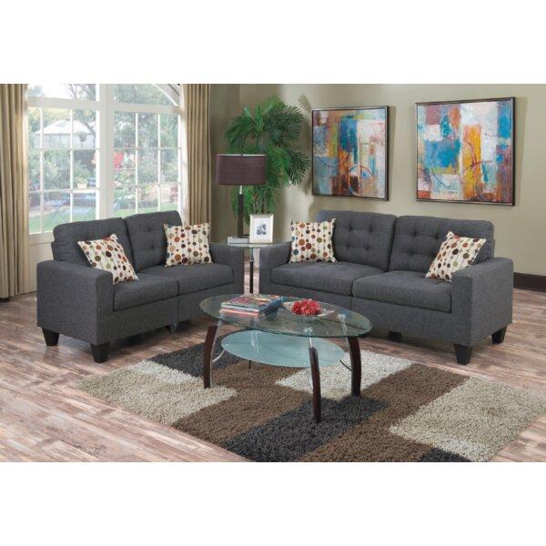 Legler 2 Piece Living Room Set by Ebern Designs