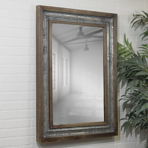 Weishaar Vintage Framed Accent Mirror by Gracie Oaks