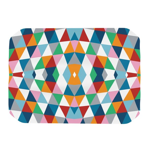 Geometric Placemat by KESS InHouse