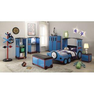 Nala Twin Train Configurable Bedroom Set ByZoomie Kids