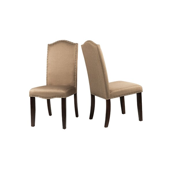 Sechovicz Upholstered Dining Chair (Set of 2) by Red Barrel Studio