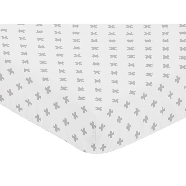 Woodsy Fitted Crib Sheet by Sweet Jojo Designs