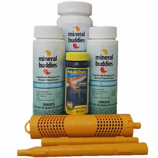 Mineral Buddies Nature2 Refill Kit by Carefree Stuff