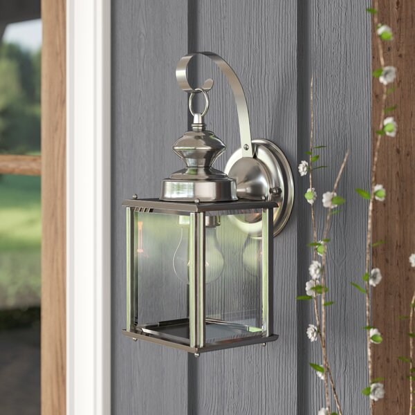 Pellston Outdoor Wall Lantern by Birch Lane™