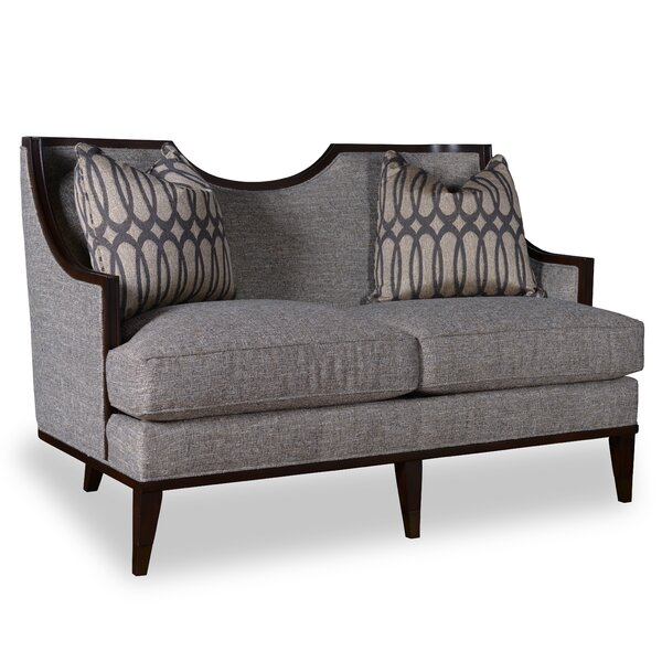 Naropa Loveseat by Canora Grey