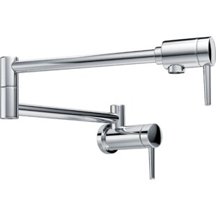 wall mount kitchen faucet. Wall Mounted Kitchen Faucets You ll Love  Wayfair
