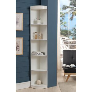 kenneth corner unit bookcase