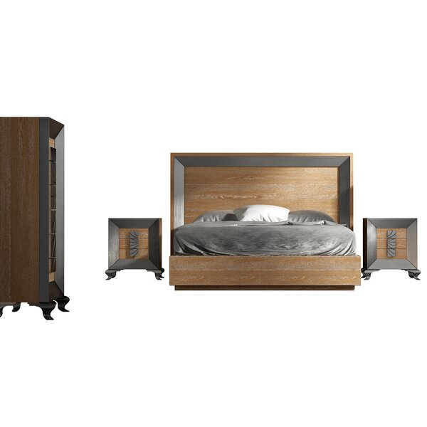 Helotes Standard 4 Piece Bedroom Set by Orren Ellis Orren Ellis