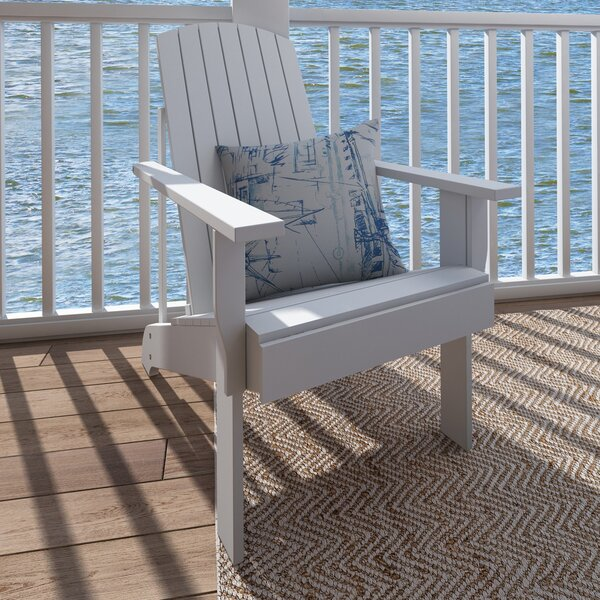 Thornhill Solid Wood Adirondack Chair by Beachcres