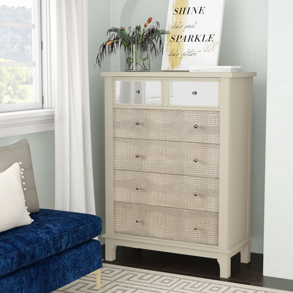 Clementina 6 Drawer Chest by Willa Arlo Interiors