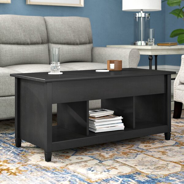 Lamantia Lift Top Coffee Table With Storage By Three Posts