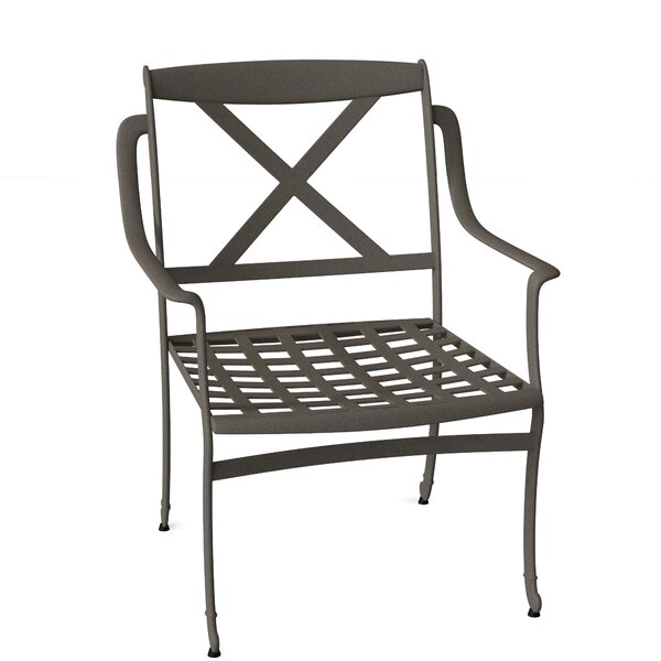 BelMar Patio Dining Chair by Tropitone
