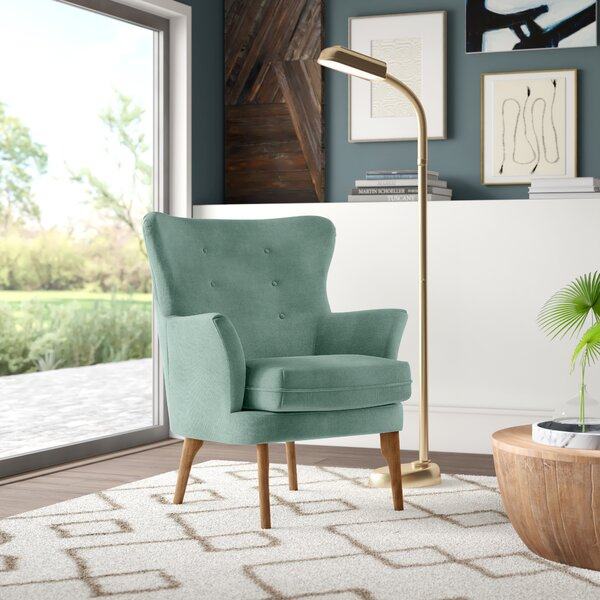 Armonk Armchair by Mercury Row