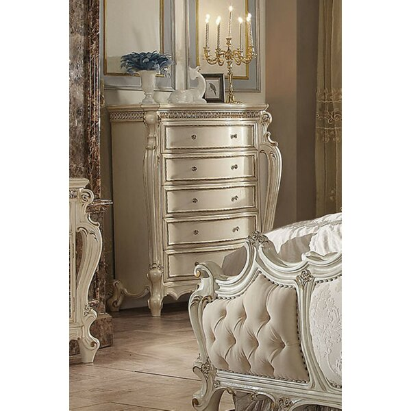 Dili 5 Drawer Chest by Astoria Grand