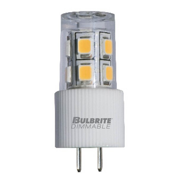 2W G4 LED Light Bulb (Set of 2) by Bulbrite Industries