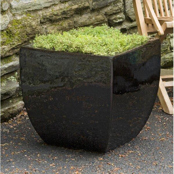 Ryman Square 3-Piece Terra Cotta Pot Planter by Brayden Studio