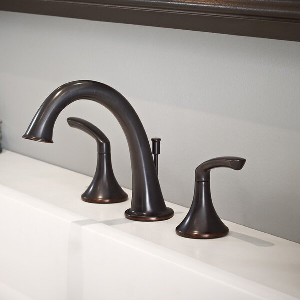 Elm Triple Mount Faucet by Symmons