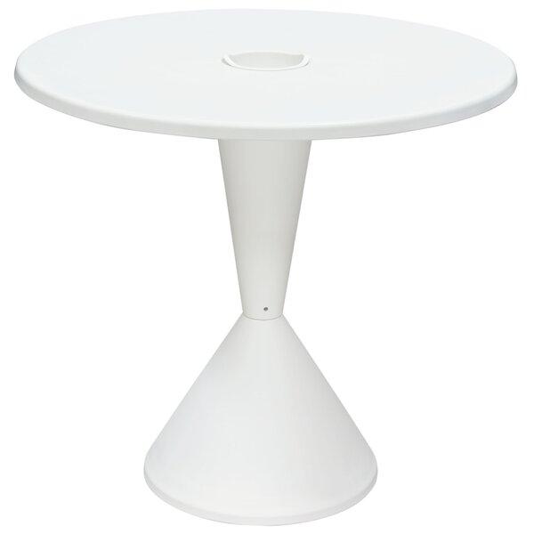 Expo Plastic Bistro Table by Diamond Sofa