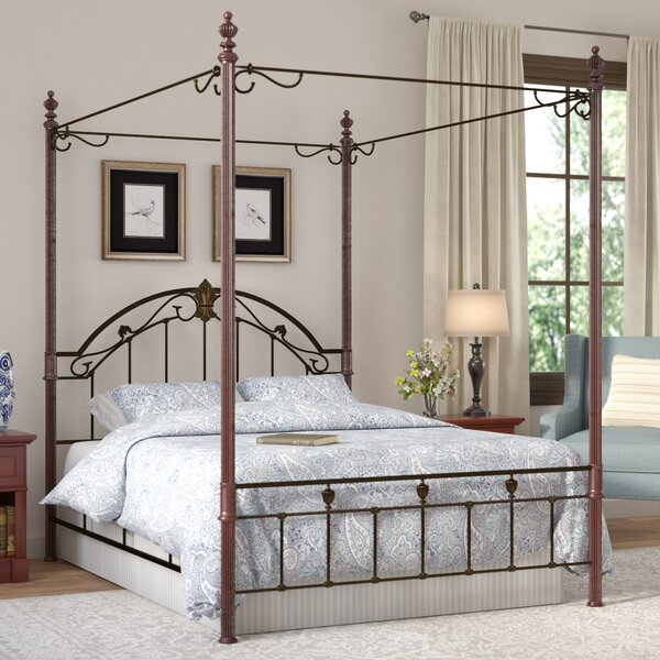 Northpoint Canopy Bed by Alcott Hill