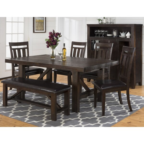 Cadwallader 6 Piece Dining Set by Darby Home Co