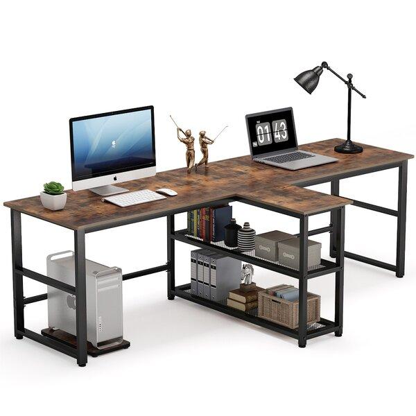 Miyashiro L-Shape Desk
