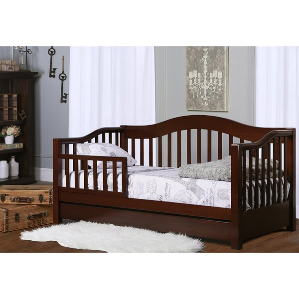 Clarkson Toddler Bed By Harriet Bee by Harriet Bee #1