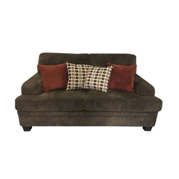 Carrillo Loveseat by Alcott Hill