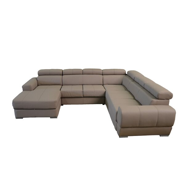 Abra Sleeper Sectional by Latitude Run