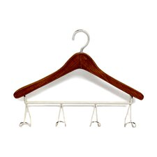 Store It Wood Clothes Wall Hanger by Wilco Home
