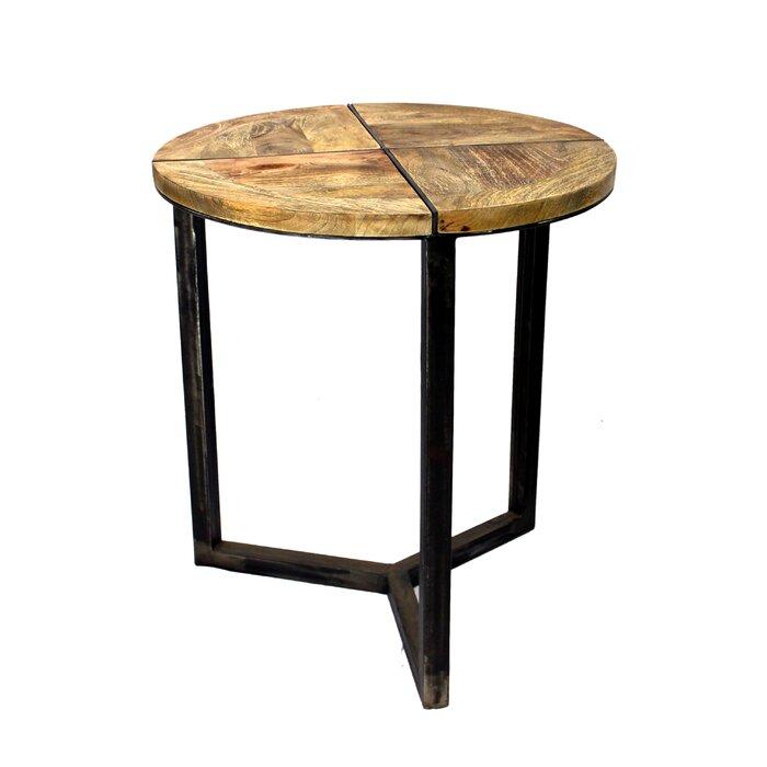 Strange Asaro Disstressed End Table Ibusinesslaw Wood Chair Design Ideas Ibusinesslaworg