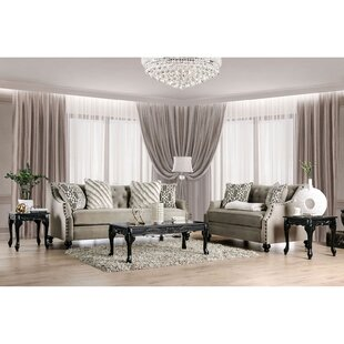 Osias 2 Piece Living Room Set by Canora Grey