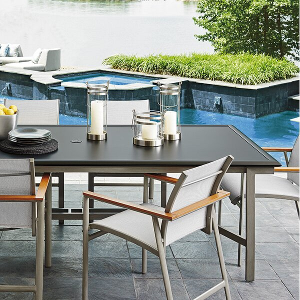 Del Mar  Dining Table by Tommy Bahama Outdoor