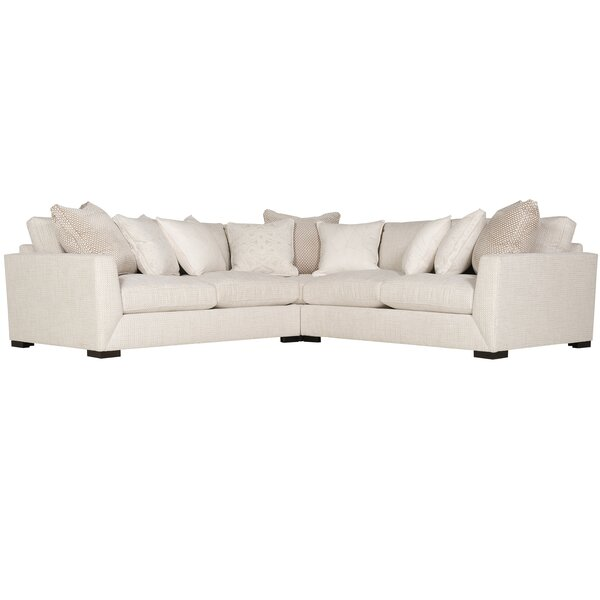 Nicolette Symmetrical Modular Sectional By Latitude Run