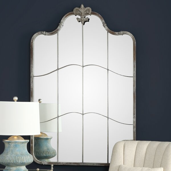 Espen Firenze Arch Accent Mirror by House of Hampton
