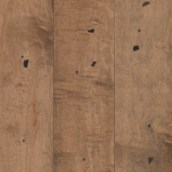 Glenwood 5 Engineered Hardwood Flooring in Sienna by Mohawk Flooring