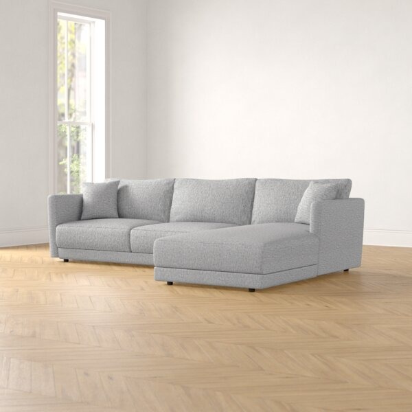 Clark Sectional By Foundstone