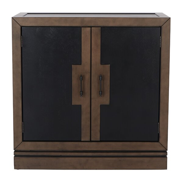 Brixton Storage 2 Drawer Accent Cabinet by Wrought Studio Wrought Studio