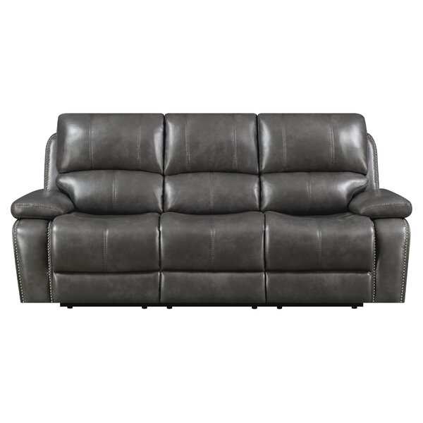 Excellent Reviews Nicastro Motion Reclining Sofa by Red Barrel Studio by Red Barrel Studio