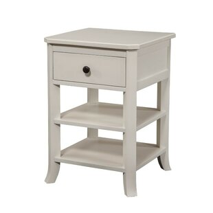 Savings Lapinski Simply Decorous 1 Drawer Nightstand By Alcott Hill