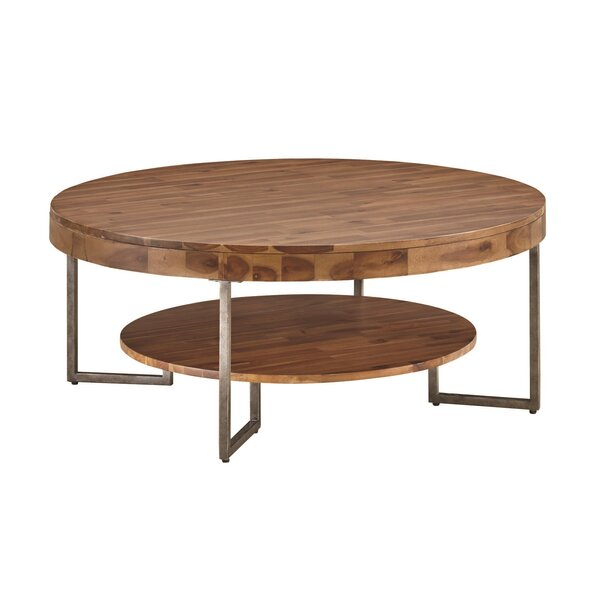 Bolivar Round Coffee Table by Foundry Select