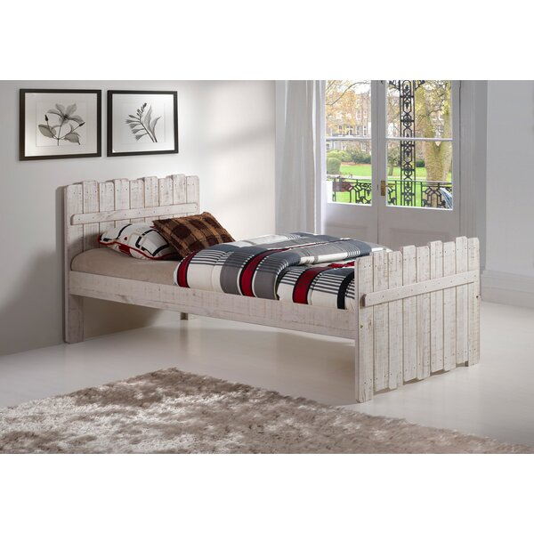 Wander Twin Panel Bed by Harriet Bee