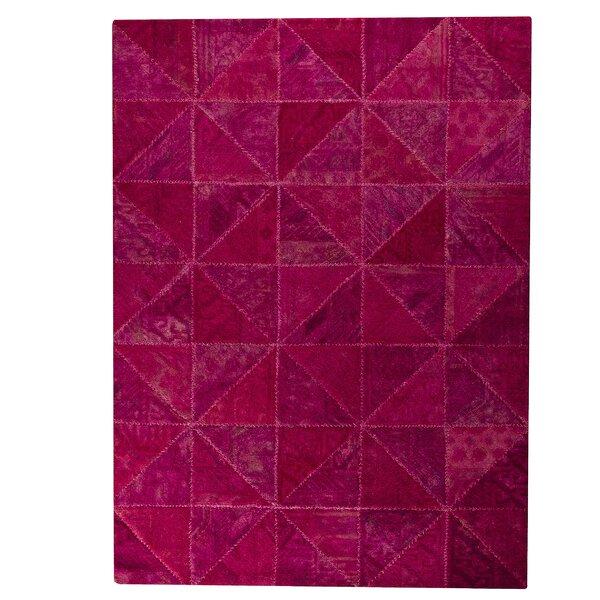 Tile Viviana Pink Area Rug by Hokku Designs