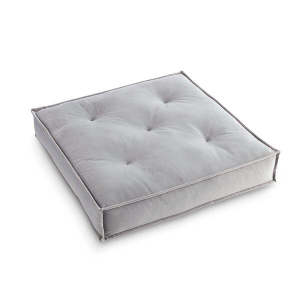 Asaad Pad Floor Pillow by House of Hampton  @ $47.99