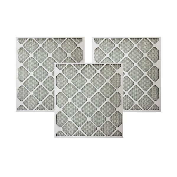 MERV 11 Allergen Air Furnace Filter (Set of 3) by Crucial