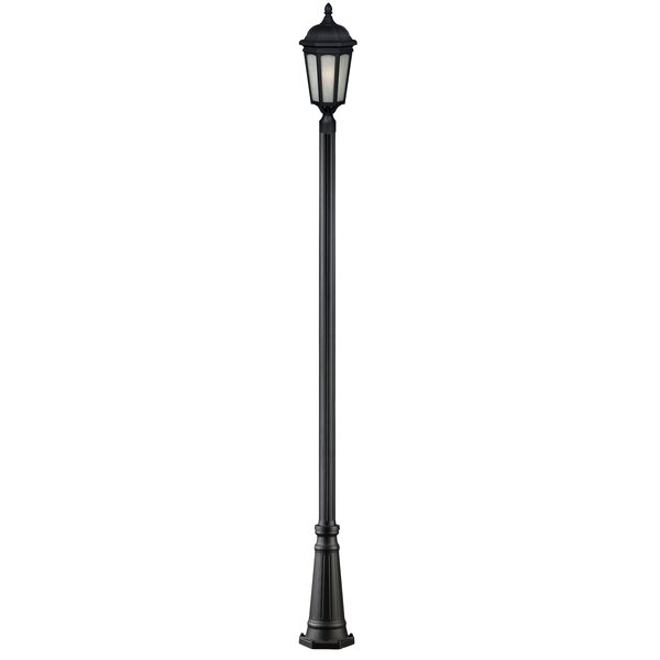 Arnaz Outdoor 1-Light 118 Post Light by Andover Mills