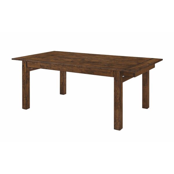Venegas Solid Wood Dining Table by Millwood Pines
